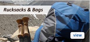 Rucksacks & Bags